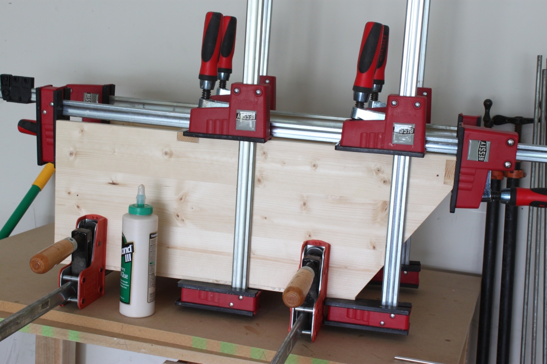 sawcase glue up