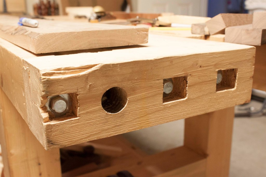 Split Top Roubo Update 06
